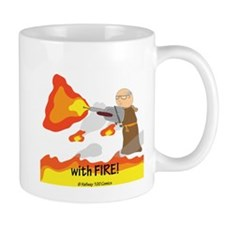 Bro Flamethrower (Dark) - Hallway 100 C Mug
