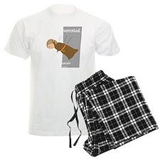 Brossassin - Hallway 100 Comi pajamas