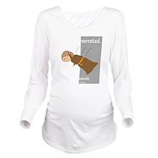 Brossassin - Hallway Long Sleeve Maternity T-Shirt