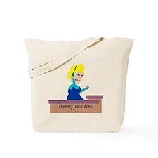 Guami Miserable - Hallway 100 Comics Tote Bag