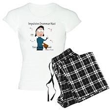Berk Grammar Nazi - Hallway pajamas