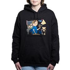 Hallways Women's Hooded Sweatshirt