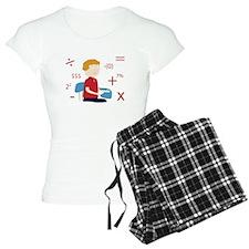 Math Geek (Dark) - Hallway  pajamas