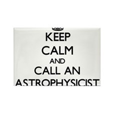 Keep calm and call an Astrophysicist Magnets