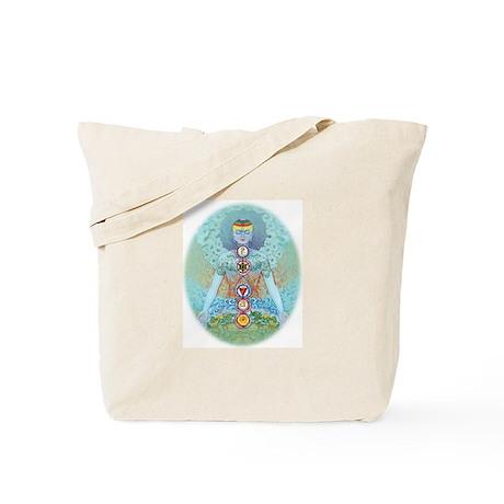 Tote Bag Seven Chakras