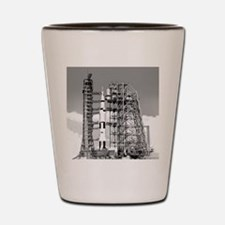 Saturn V Shot Glass