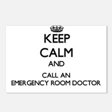 Keep calm and call an Eme Postcards (Package of 8)