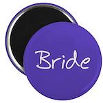 Casual Bride Magnet
