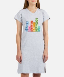 Big Books Women's Nightshirt