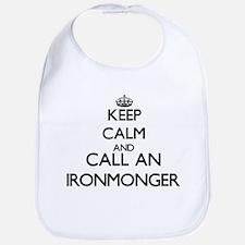 Keep calm and call an Ironmonger Bib