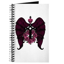 Gothic Ross-Cross-Wings Journal
