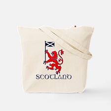 Hashtag Scotland The Brave Tote Bag