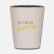 sunshine Shot Glass