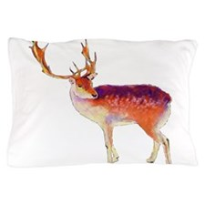 Christmas Reindeer Pillow Case