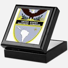 Southern Command Keepsake Box