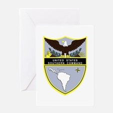 Southern Command Greeting Cards