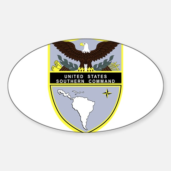 Southern Command Decal