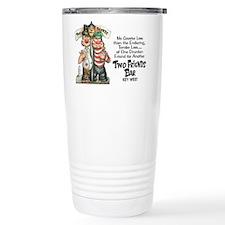 Cute Drunk Travel Mug
