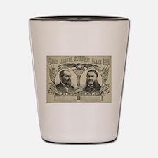 Cute 1880 Shot Glass