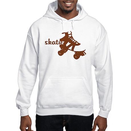 Skater Hooded Sweatshirt