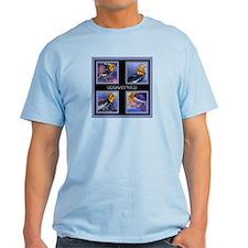 Cockatiel Parrots T-Shirt