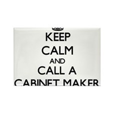 Keep calm and call a Cabinet Maker Magnets