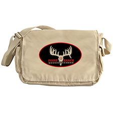 13 Point Ranch Logo Messenger Bag