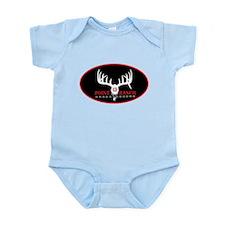13 Point Ranch Logo Infant Light Body Suit