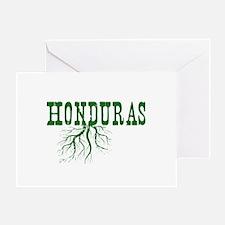 Honduras Roots Greeting Card