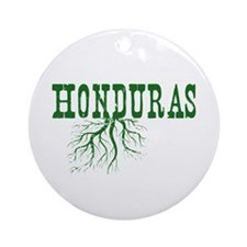 Honduras Roots Ornament (Round)