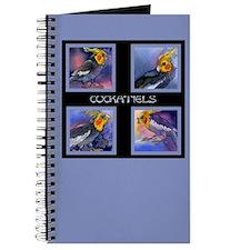 Cockatiel Parrots Journal
