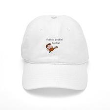 THANKSGIVING - Gobble! Gobble! Gobble! Baseball Cap