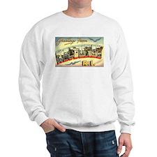 Greetings from Westerly Sweatshirt