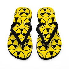 Radioactive Pattern Flip Flops