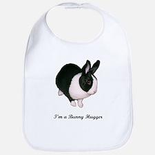Dutch Bunny Hugger Bib