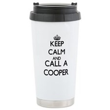 Keep calm and call a Co Travel Coffee Mug