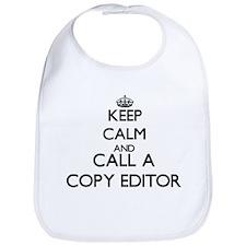 Keep calm and call a Copy Editor Bib