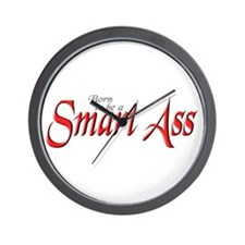 SMART ASS Wall Clock