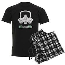 Breaking Bad Gas Mask 1 Pajamas