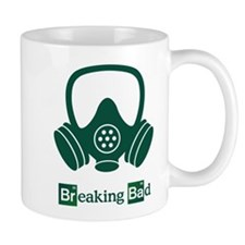 Breaking Bad Gas Mask 1 Mug