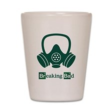 Breaking Bad Gas Mask 1 Shot Glass