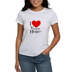 Love Victor Hugo Tee