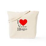 Love Victor Hugo Tote Bag