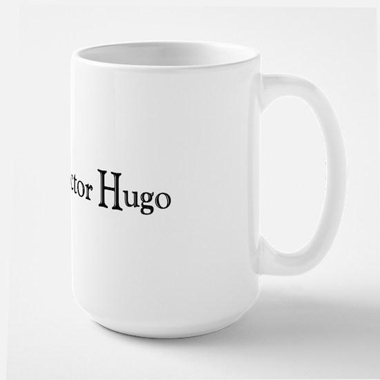 Love Victor Hugo Large Mug
