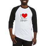 Love Victor Hugo Baseball Jersey