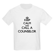 Keep calm and call a Counselor T-Shirt