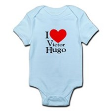Love Victor Hugo Infant Bodysuit