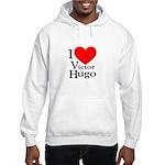 Love Victor Hugo Hooded Sweatshirt