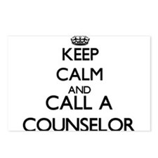 Keep calm and call a Coun Postcards (Package of 8)