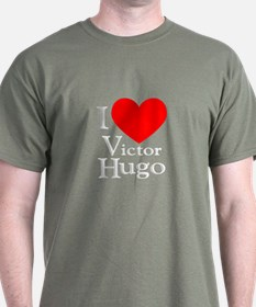 Love Victor Hugo T-Shirt